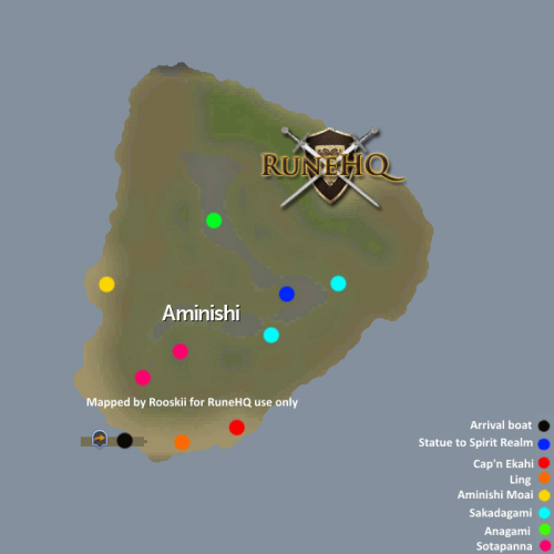 Runescape Guide - Aminishi Area rs07 gold - 4MMOG