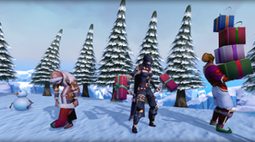 Runescape advent countdown begins runescape 07 gold