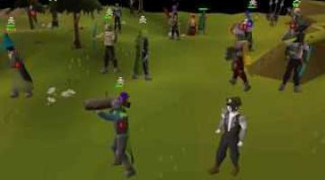 Touring Old School RuneScape, where 2007 never ended